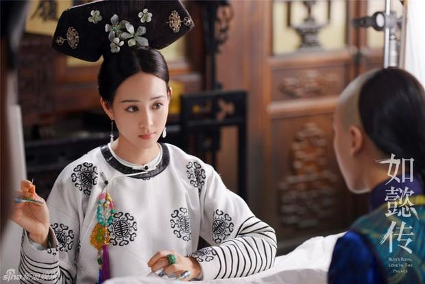 Trương Quân Ninh thừa nhận mối quan hệ với Châu Tấn trong Như Ý Truyện không đơn thuần là tình chị em - Ảnh 2.