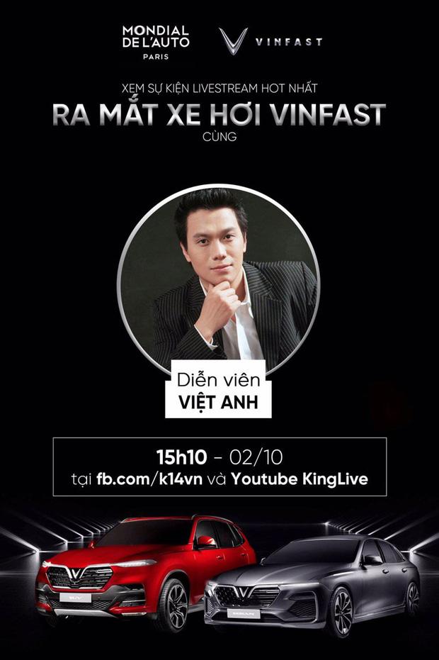 Dàn sao đình đám Vbiz cùng hào hứng hướng về sự kiện ra mắt xe hơi VinFast tại Paris Motor Show 2018 - Ảnh 8.