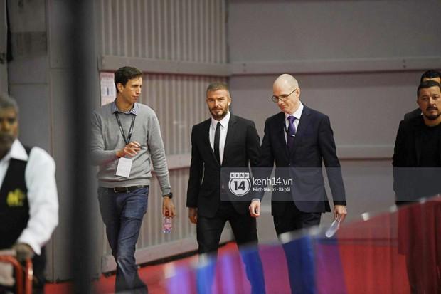 HOT: David Beckham vừa có mặt tại sự kiện ra mắt ô tô VINFAST ở Paris! - Ảnh 10.