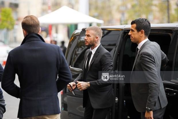 HOT: David Beckham vừa có mặt tại sự kiện ra mắt ô tô VINFAST ở Paris! - Ảnh 3.