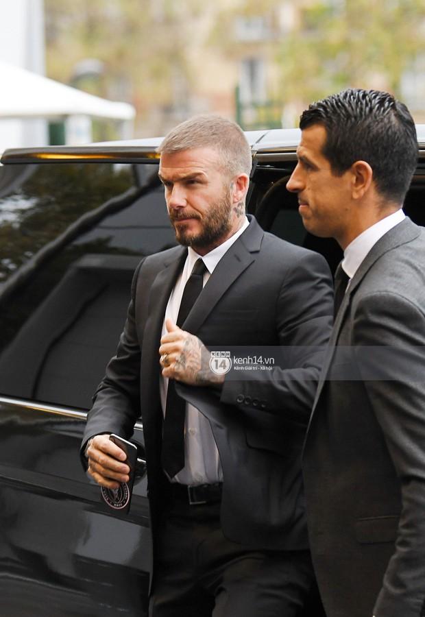 HOT: David Beckham vừa có mặt tại sự kiện ra mắt ô tô VINFAST ở Paris! - Ảnh 8.