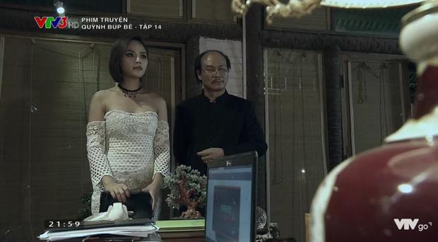 Cảnh lật mặt, dùng dao uy hiếp rồi cướp Quỳnh Búp Bê khỏi tay Phong Cấn - Ảnh 7.
