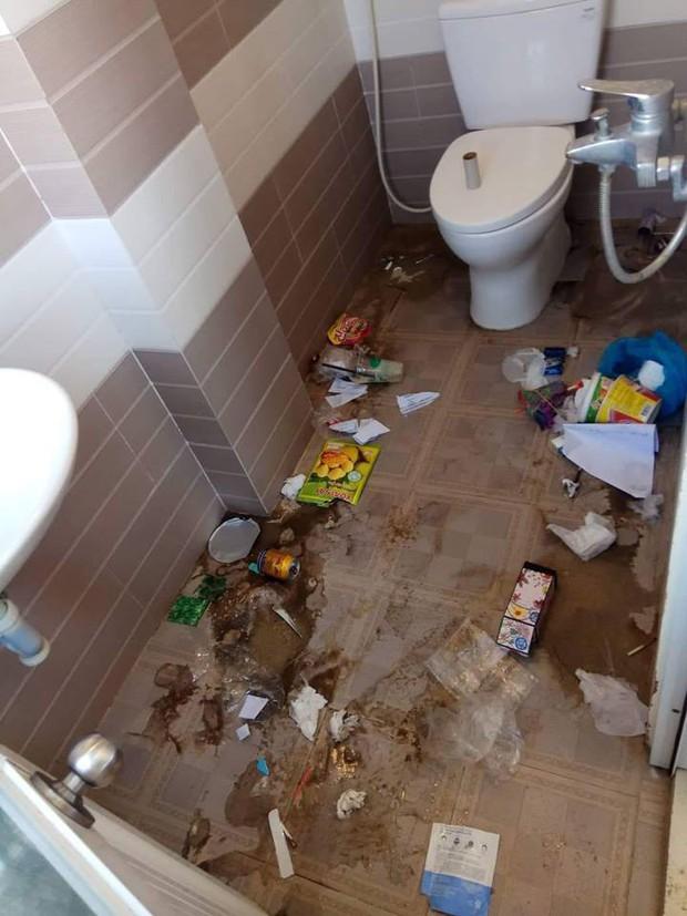 Chùm ảnh: Những căn phòng khách sạn biến thành bãi rác khiến nhân viên cũng nổi da gà - Ảnh 10.