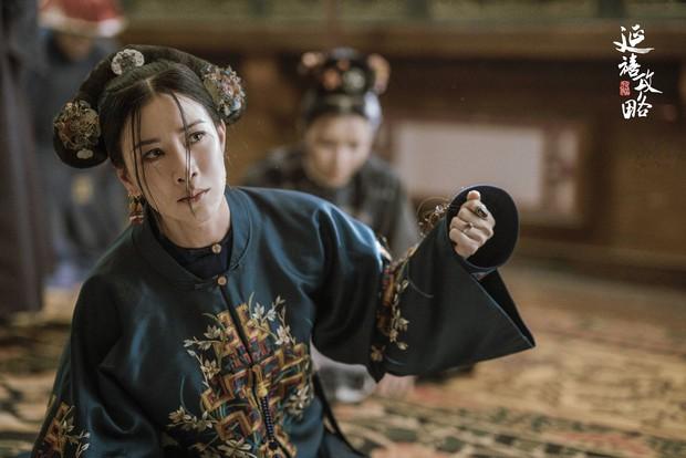 Cắt tóc 2 lần vẫn bình an vô sự, Kế hậu của Hoàn Châu Cách Cách quả là khiến Nhàn phi Diên Hi Công Lược muôn phần ghen tị - Ảnh 6.