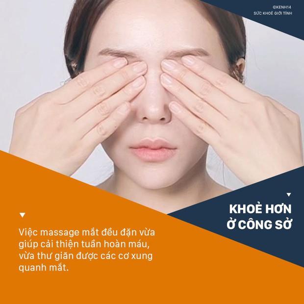 Hội văn phòng nên thuộc nằm lòng 6 cách giảm bớt tình trạng khô mắt ngay sau đây - Ảnh 13.