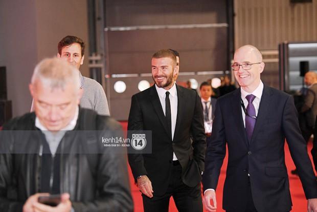 HOT: David Beckham vừa có mặt tại sự kiện ra mắt ô tô VINFAST ở Paris! - Ảnh 12.
