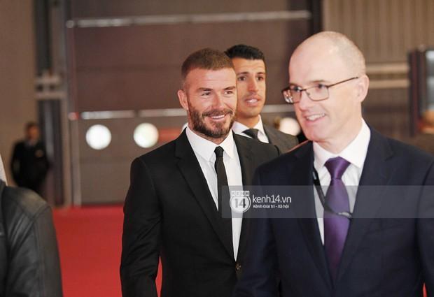 HOT: David Beckham vừa có mặt tại sự kiện ra mắt ô tô VINFAST ở Paris! - Ảnh 13.