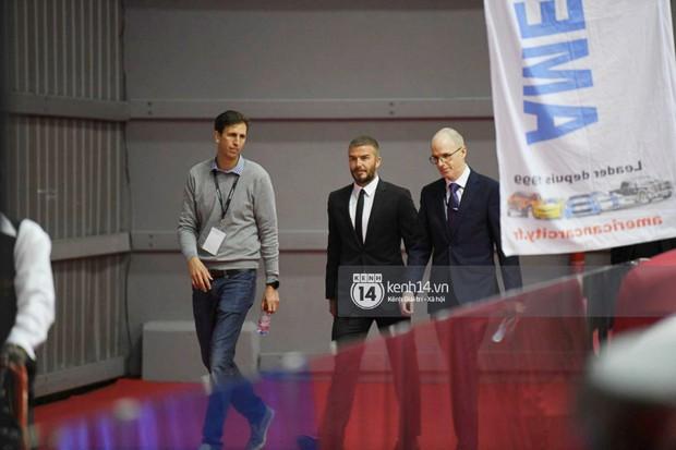 HOT: David Beckham vừa có mặt tại sự kiện ra mắt ô tô VINFAST ở Paris! - Ảnh 9.