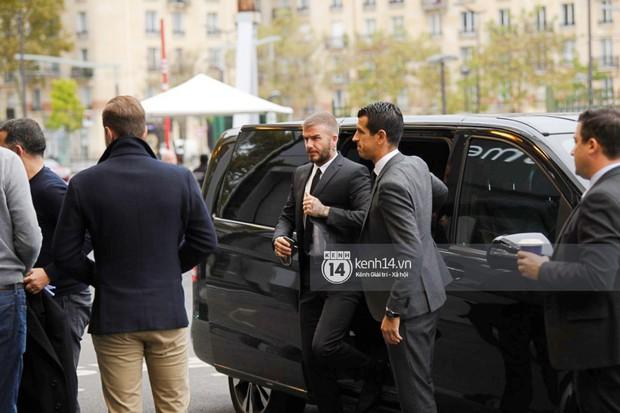HOT: David Beckham vừa có mặt tại sự kiện ra mắt ô tô VINFAST ở Paris! - Ảnh 4.