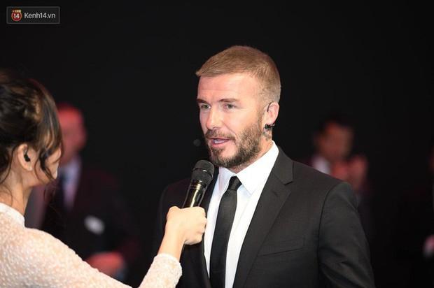 David Beckham hết lời khen ngợi về sáng tạo của VinFast: Tôi biết rằng, người Việt Nam sẽ phải tự hào lắm! - Ảnh 1.