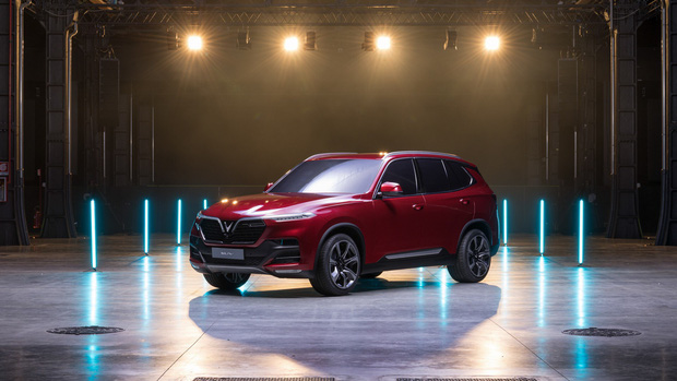 Chiều nay tường thuật trực tiếp lễ ra mắt xe hơi VinFast tại Paris Motor Show 2018 - Ảnh 4.