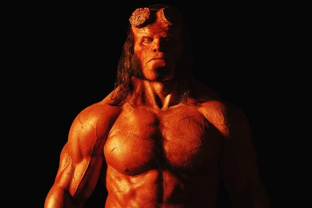 Tung poster cực nóng, Hellboy hứa hẹn thiêu đốt màn ảnh vào năm 2019 - Ảnh 2.