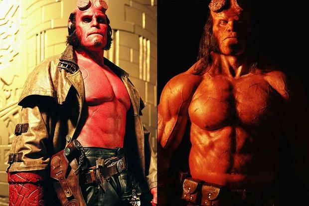 Tung poster cực nóng, Hellboy hứa hẹn thiêu đốt màn ảnh vào năm 2019 - Ảnh 3.