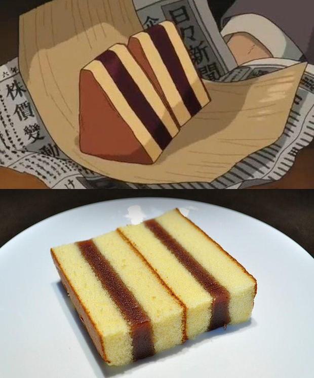 Chùm ảnh: Khi đủ loại sơn hào hải vị trong truyện tranh Nhật Bản được đem ra ngoài đời thực không thiếu thứ gì - Ảnh 4.