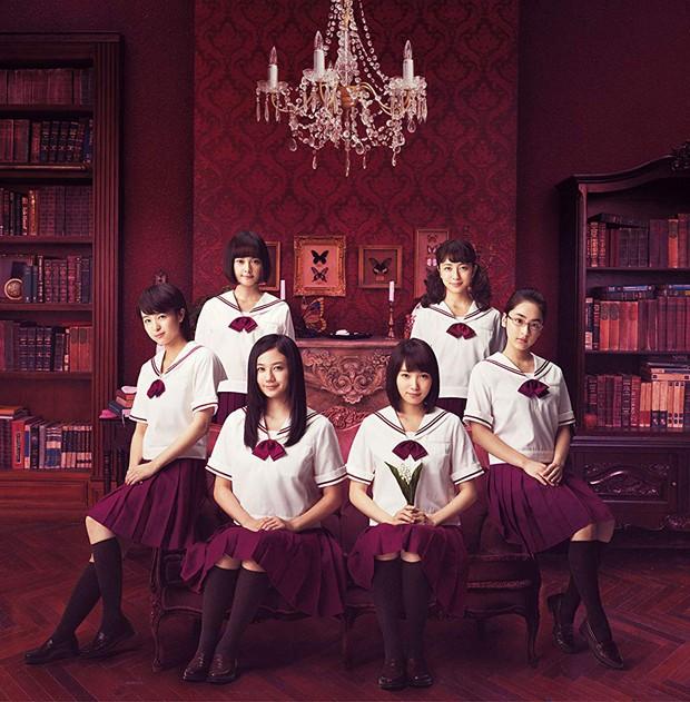 Phim học đường đen tối Girls in the Dark: Màn đấu đá đầy chết chóc giữa nhóm nữ sinh - Ảnh 1.