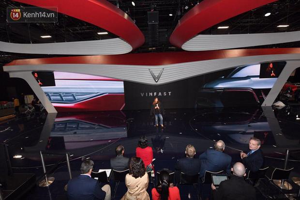 Lộ diện hình ảnh gian hàng và sân khấu khủng của VinFast tại Paris Motor Show 2018 - Ảnh 5.