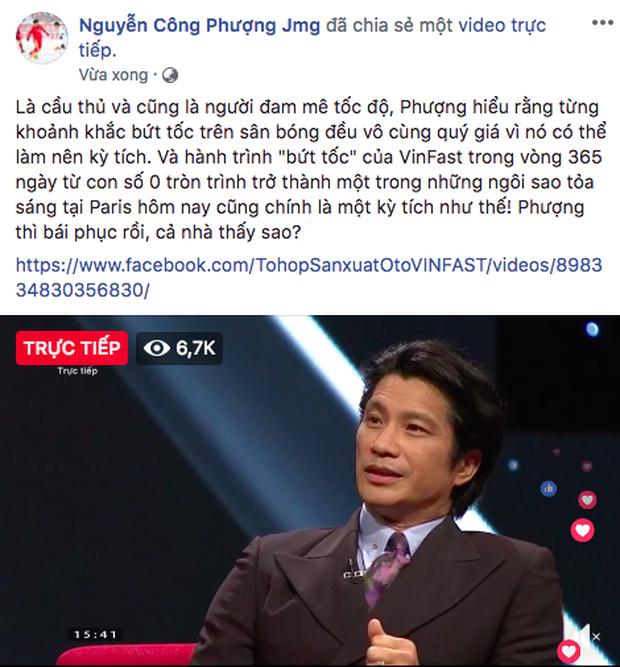 VINFAST ra mắt, Chi Pu, Soobin Hoàng Sơn đồng loạt chia sẻ livestream  - Ảnh 11.