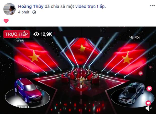 VINFAST ra mắt, Chi Pu, Soobin Hoàng Sơn đồng loạt chia sẻ livestream  - Ảnh 5.