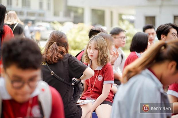 Chất như Đại học Ngoại thương: Tân sinh viên toàn trai xinh gái đẹp, IELTS đầu vào có bạn lên đến 8.5 - Ảnh 5.