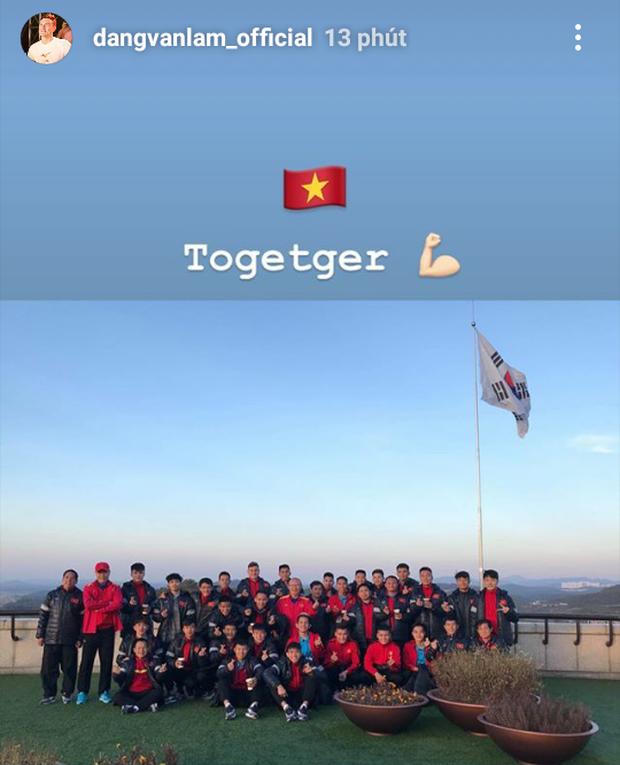 Từ Hàn Quốc, Quang Hải, Đình Trọng và dàn sao Đội tuyển Việt Nam gửi lời yêu thương đến những người phụ nữ của mình - Ảnh 9.