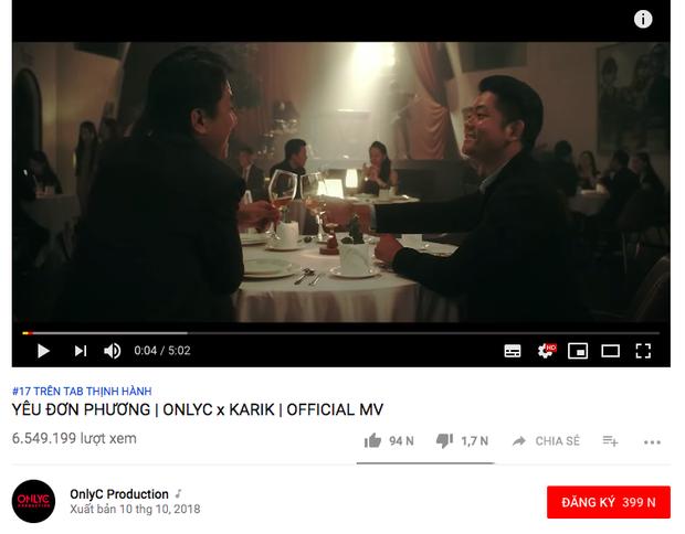 Nửa ngày ra mắt, MV mới của Noo Phước Thịnh nhập cuộc Top Trending Youtube, Thằng điên vẫn giữ vững phong độ - Ảnh 9.