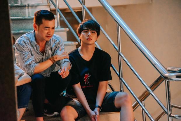 Quán quân Gương mặt thân quen 2018 hé lộ web-drama Halloween phát sóng tại Việt Nam và Trung Quốc - Ảnh 4.
