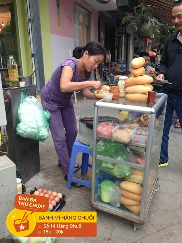 Truy tìm những hàng bánh mì có nồi pate nóng hổi để làm ấm cái bụng trong những ngày lạnh ở Hà Nội - Ảnh 11.