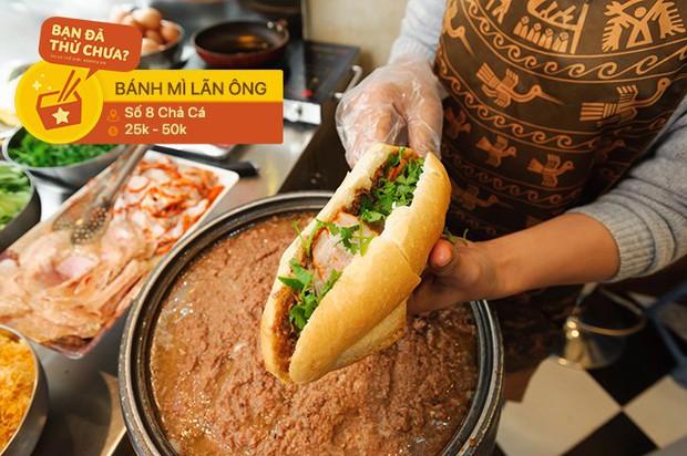 Truy tìm những hàng bánh mì có nồi pate nóng hổi để làm ấm cái bụng trong những ngày lạnh ở Hà Nội - Ảnh 2.
