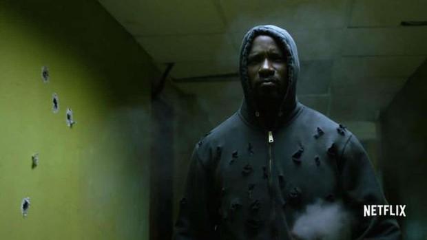 Series siêu anh hùng Luke Cage nối đuôi Iron Fist lãnh án tử từ Netflix - Ảnh 2.