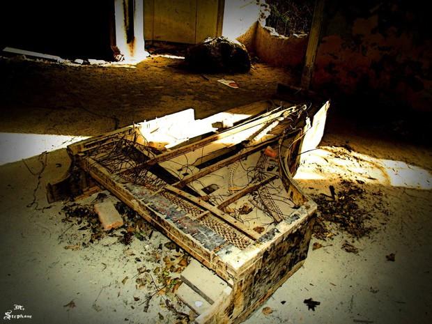 """""""Biệt thự ma"""" bỏ hoang ở Ý: Từng là hiện trường của vụ giết người dã man, bi kịch gia đình mở đầu bằng cái chết của kiến trúc sư - Ảnh 8."""