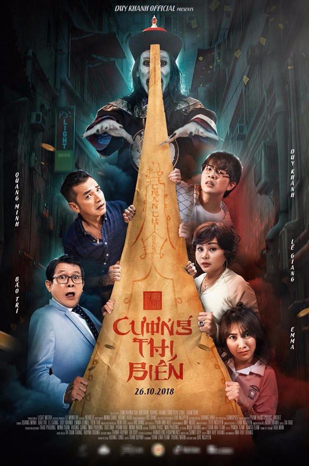 Quán quân Gương mặt thân quen 2018 hé lộ web-drama Halloween phát sóng tại Việt Nam và Trung Quốc - Ảnh 2.