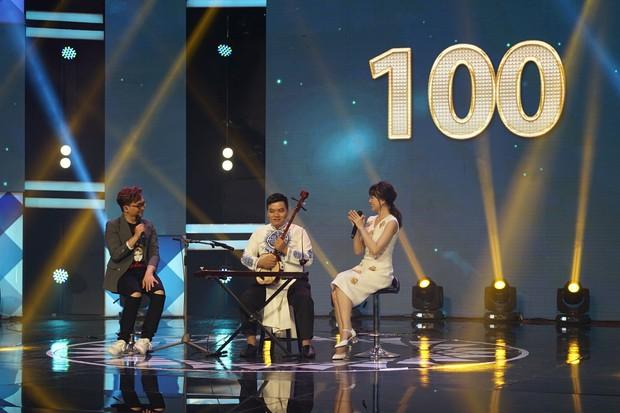 100 giây rực rỡ: Tuột tay khi đang đu dây, nam thí sinh lập tức được tỏ tình ngay tại sân khấu - Ảnh 5.