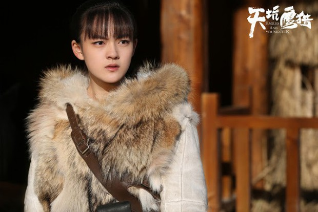 Cô gái 15 tuổi được kỳ vọng sẽ vượt mặt phiên bản Quách Tương của Dương Mịch - Ảnh 6.