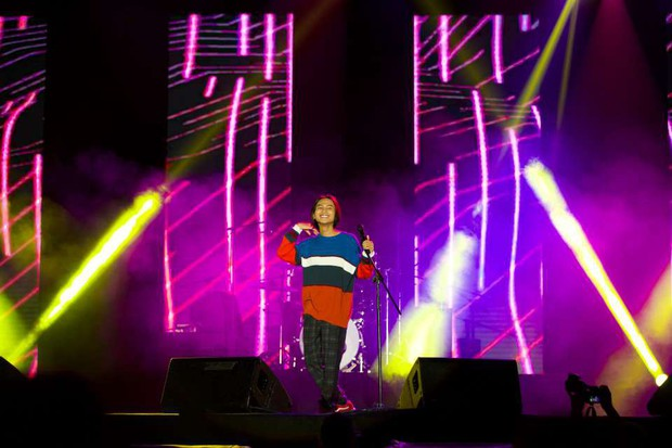 Những khoảnh khắc thăng hoa khó quên của dàn nghệ sĩ Indie đình đám trong đại nhạc hội Thủ đô - Ảnh 5.