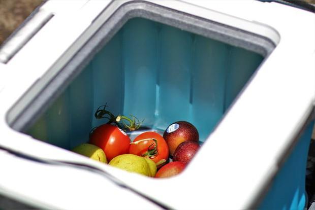 Tủ làm mát không cần điện, không cần đá, có thể gấp gọn mà vẫn giữ lạnh hiệu quả - bí quyết là gì? - Ảnh 5.