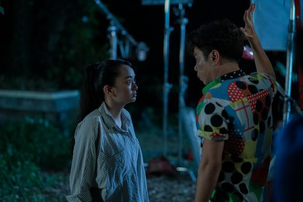 Vừa làm cha con, Kaity Nguyễn đã bị bố Thái Hoà tát sấp mặt trong Hồn Papa Da Con Gái - Ảnh 6.