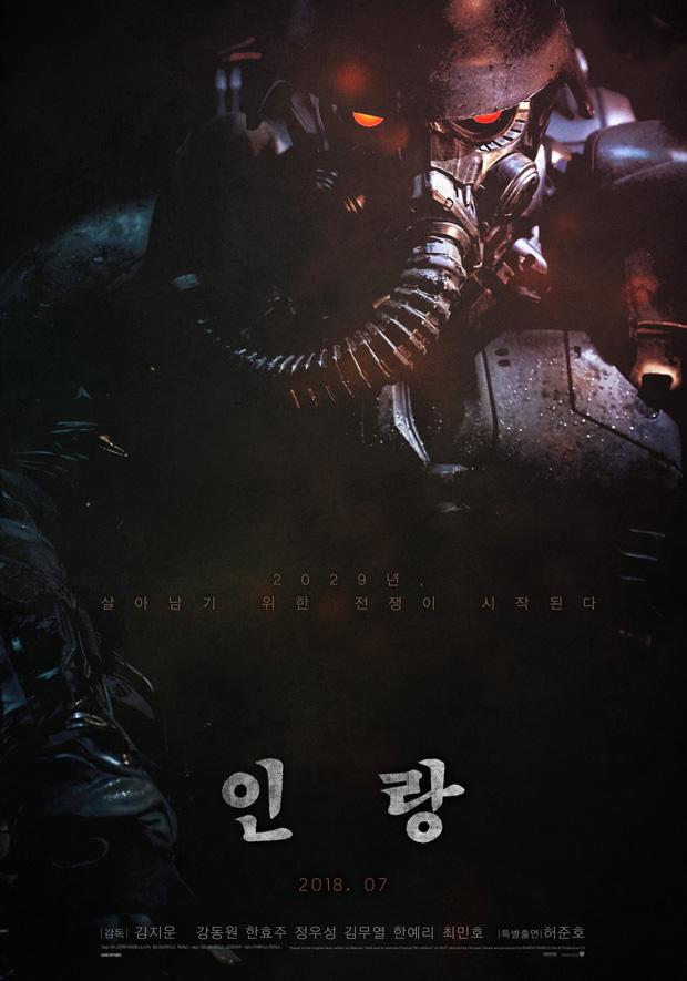 Illang: The Wolf Brigade: Bom xịt đáng thất vọng nhất trong năm của Hàn Quốc - Ảnh 1.