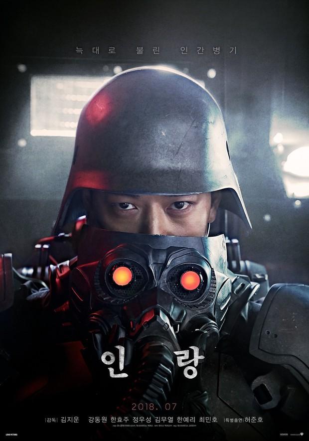 Illang: The Wolf Brigade: Bom xịt đáng thất vọng nhất trong năm của Hàn Quốc - Ảnh 2.