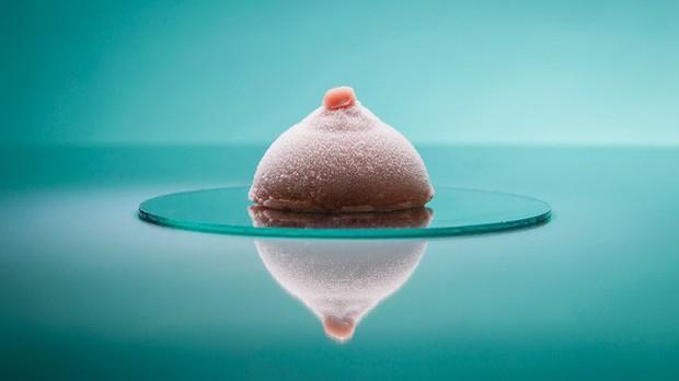 Cùng chiêm ngưỡng chiếc kem độc đáo chiến thắng cuộc thi thiết kế đồ ăn tại Anh - Ảnh 1.