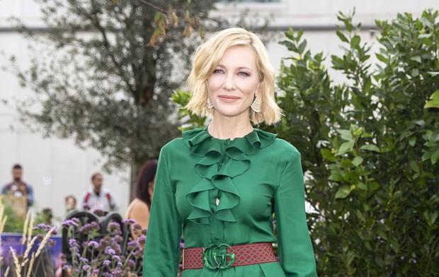 Công Nương Ánh Sáng Cate Blanchett ủng hộ diễn viên dị tính vào vai LGBT  - Ảnh 1.