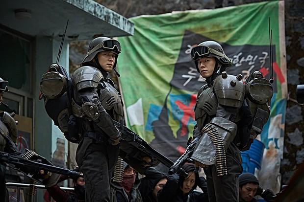 Illang: The Wolf Brigade: Bom xịt đáng thất vọng nhất trong năm của Hàn Quốc - Ảnh 3.