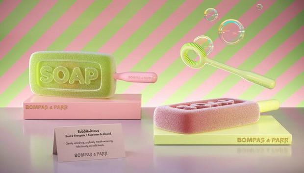 Cùng chiêm ngưỡng chiếc kem độc đáo chiến thắng cuộc thi thiết kế đồ ăn tại Anh - Ảnh 5.