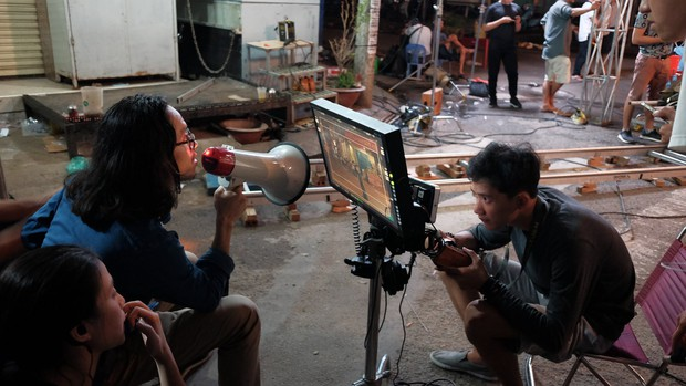 """Dự án phim ngắn CJ – Bi hài chuyện """"hành nghề"""" của các nhà làm phim trẻ - Ảnh 7."""