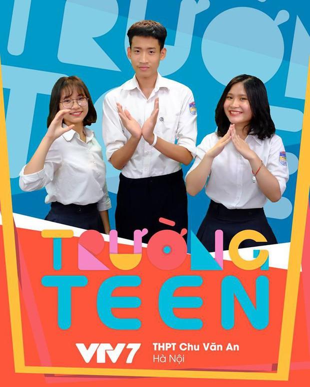 Chung kết Trường Teen 2018: Học sinh cấp 3 không chỉ giỏi mà còn có khả năng biện luận cực kì đỉnh! - Ảnh 3.