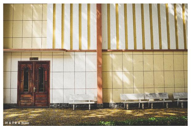 Trường Đại học dễ thương, lãng mạn nhất Sài Gòn, nơi có ghế đá FA dành cho người cô đơn nổi đình nổi đám một thời - Ảnh 5.