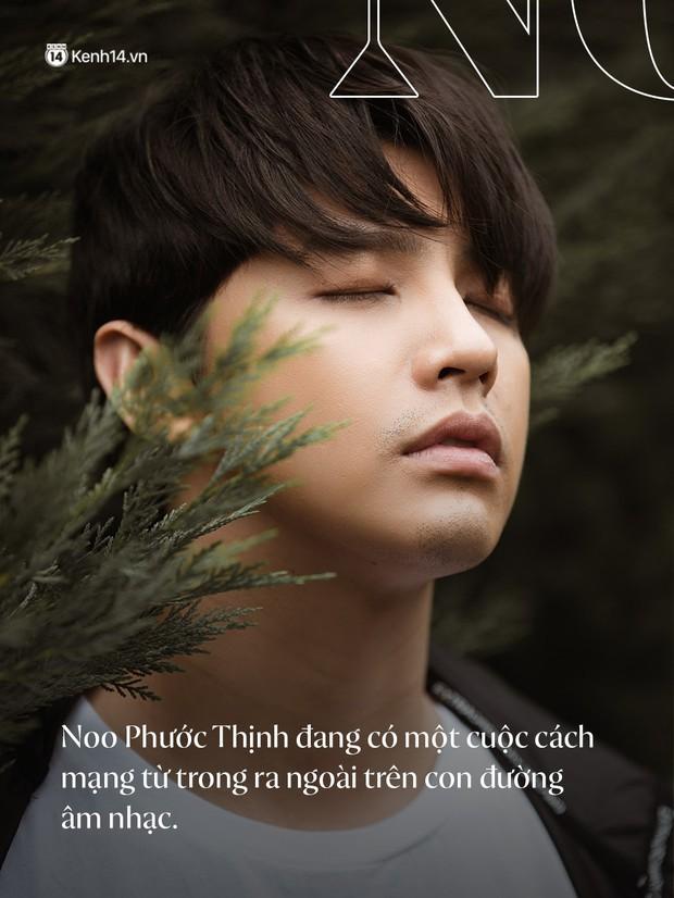 Noo Phước Thịnh và hình ảnh bad boy: Bước chuyển mình cần thiết để vượt qua đỉnh cao của bản thân - Ảnh 6.