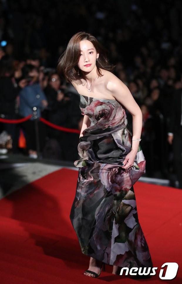 Thảm đỏ Oscar Hàn Quốc 2018: Nàng cháo và loạt mỹ nhân thi nhau o ép vòng 1, Seolhyun sang như bà hoàng - Ảnh 25.