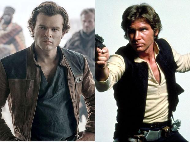 Tài tử thủ vai Han Solo 44 năm trước bước vào phim Solo: A Star Wars Story nhờ trí tuệ nhân tạo - Ảnh 3.