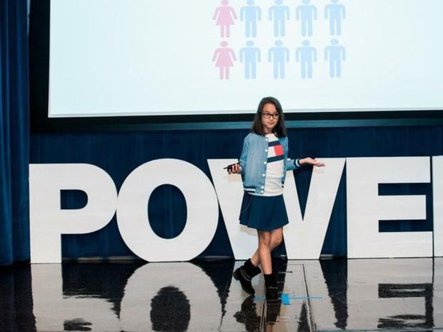 Nữ coder... 10 tuổi này thành công quá, cả Google lẫn Microsoft đều muốn mời về làm việc - Ảnh 3.