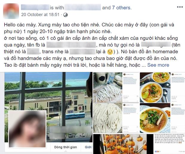 Thiếu nữ chuyên lấy ảnh đồ ăn trên mạng về nhận mình làm: Quy trình bài bản, mánh khoé tinh vi! - Ảnh 1.